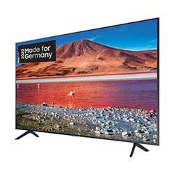 1. Preis: Samsung 55 Zoll UHD-4K-Fernseher